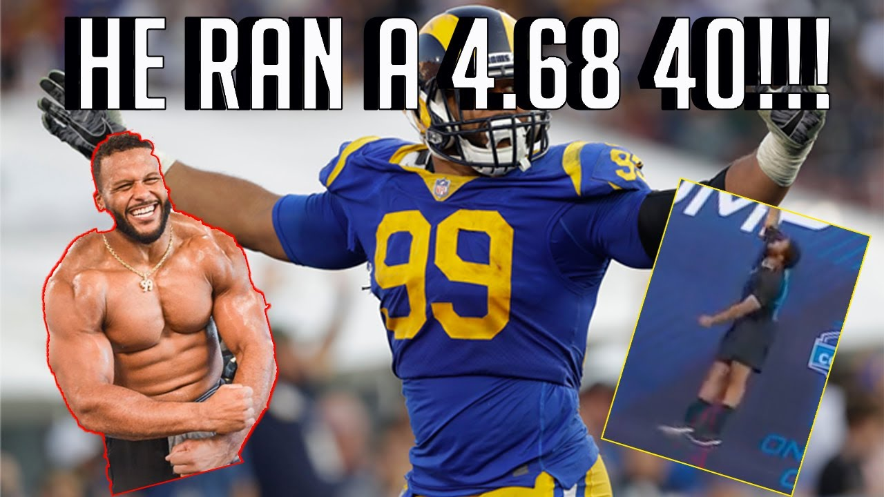 Why Aaron Donald Went To College In Pittsburgh All Decade Series Video 1 Youtube