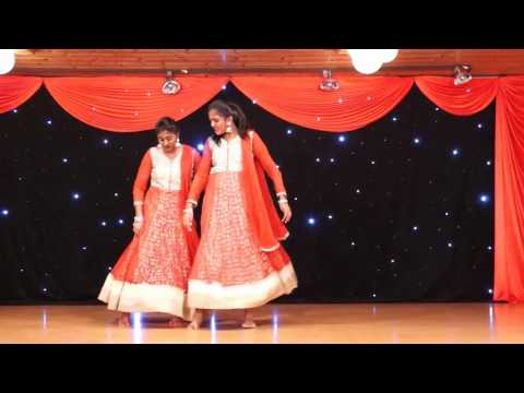 Tamil Christmas Dance 2016