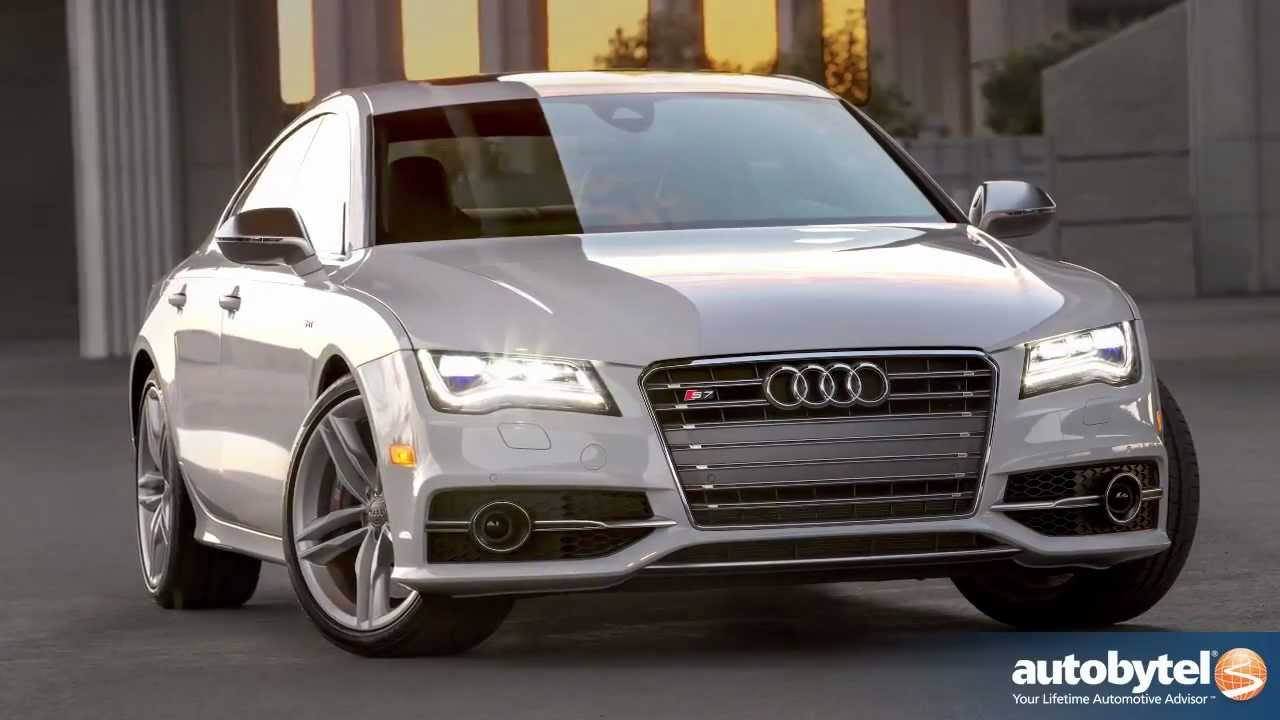 2017 Audi S7 Test Drive Luxury Car Video Review