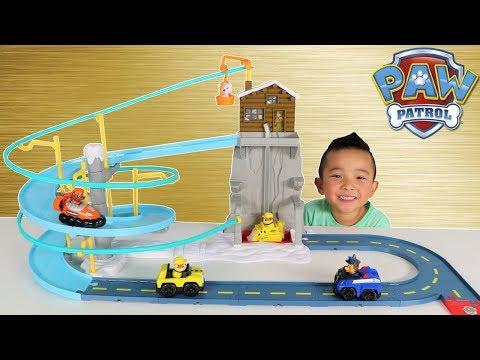 PAW PATROL Toys Rubble's Mountain Rescue...