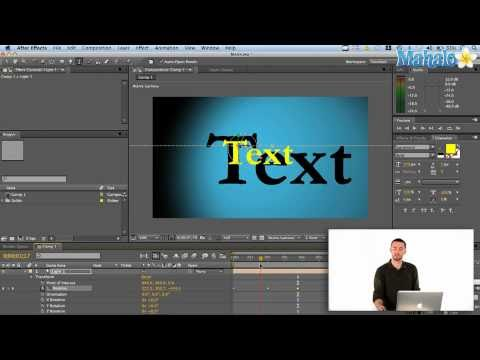 How to Use Lights In Adobe After Effects