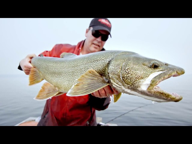 Fishing at Great Bear Lake | Plummer's Arctic Lodges