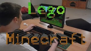 The Real Lego Minecraft(I can't really say where I got the inspiration for this video. It just hit me one day when I was playing single player survival minecraft. It was laggy and I was ..., 2015-07-18T05:16:27.000Z)
