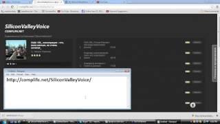 SiliconValleyVoice: звуковые дорожки в формате MP3