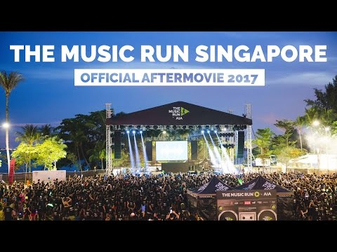 SINGAPORE 2017 | The Music Run™ by AIA