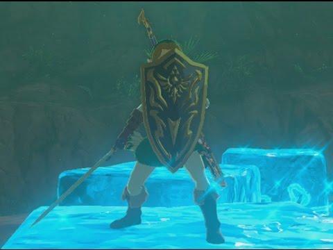 BotW Royal Shield