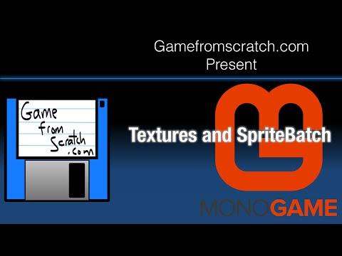 MonoGame Tutorial Part Two: Textures and SpriteBatch