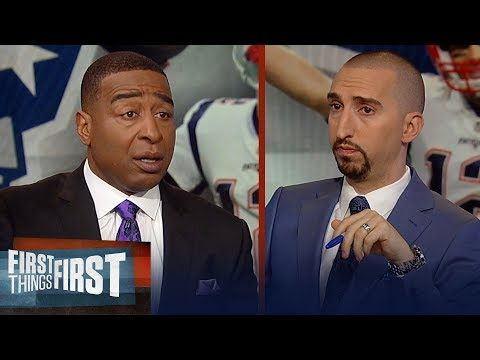 Cris and Nick react to the Patriots' 13-3 win vs Rams in Super Bowl LIII   NFL   FIRST THINGS FIRST
