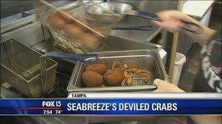 Seabreeze's Deviled Crabs