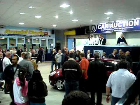 Wilsons Auctions Queensferry Car Auction
