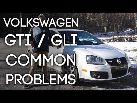 MK5 GTI / GLI - Common Problems - YouTube