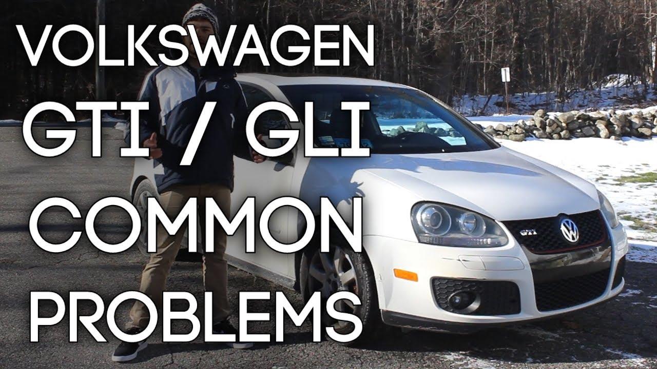 MK5 GTI / GLI - Common Problems