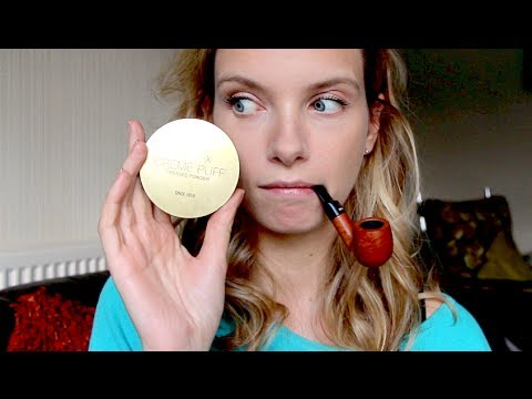 Beauty Detective, Creme Puff and the Art of Powdering!
