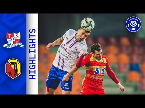 Podbeskidzie Jagiellonia Goals And Highlights