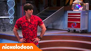 vuclip Henry Danger | Brad l'invisible | Nickelodeon France