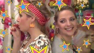 KnutselTV - DIY oorbellen Koningsdag 🎀