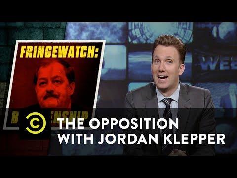 Fringewatch 2018: Don Blankenship - The Opposition w/ Jordan Klepper