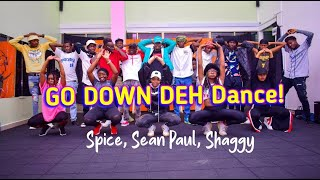 Spice, Sean Paul, Shaggy - Go Down Deh | Official Dance Video