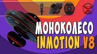 моноколесо INMOTION V8 / Арстайл