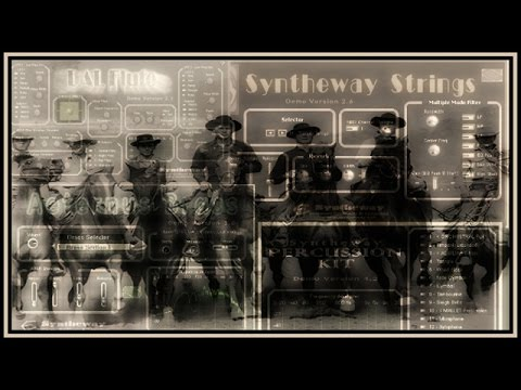 Syntheway Strings Brass Flute The Magnificent Seven