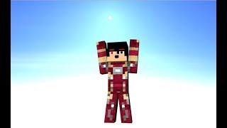 Eu vou ser um Super Herói !   Minecraft SuperHeroes