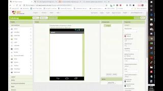 DeordenarArray App Inventor 2