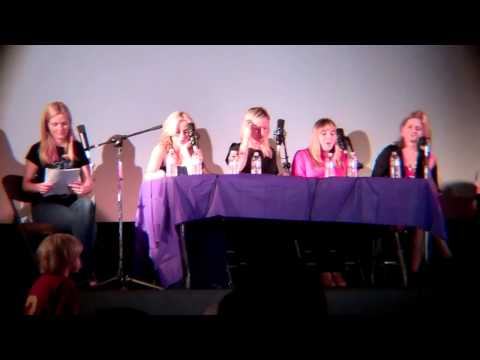 My Little Pony Project 2012 original script voice acting at the Silent Theater, improved audio