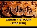 BTC Clicks Que es y Como Funciona  PTC, Ganar Tú Primer Bitcoin