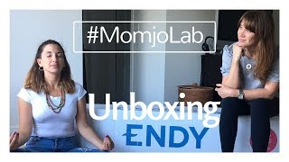 Endy Mattress Unboxing - Bed In A Box || Momjo Lab