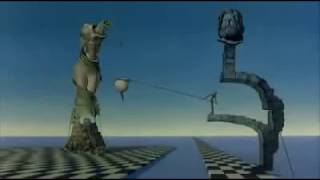 Destino, by Disney and Salvador Dalí (Music by Set Fire to Flames)