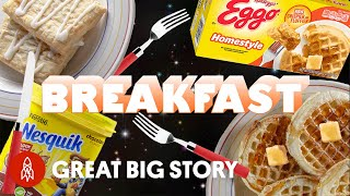 The Surprising Origin of Nesquik and Toaster Strudel
