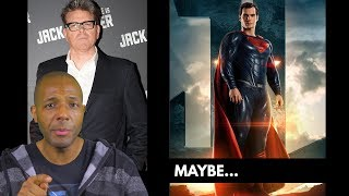 Could Christopher McQuarrie Direct Man of Steel 2?