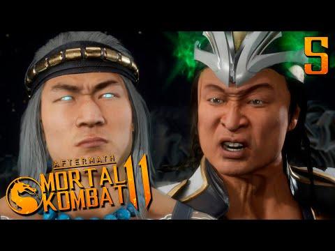 ПРОХОЖДЕНИЕ Mortal Kombat 11 Последствия на Русском языке -ГЛАВА 17- ШАН ЦЗУН ФИНАЛ