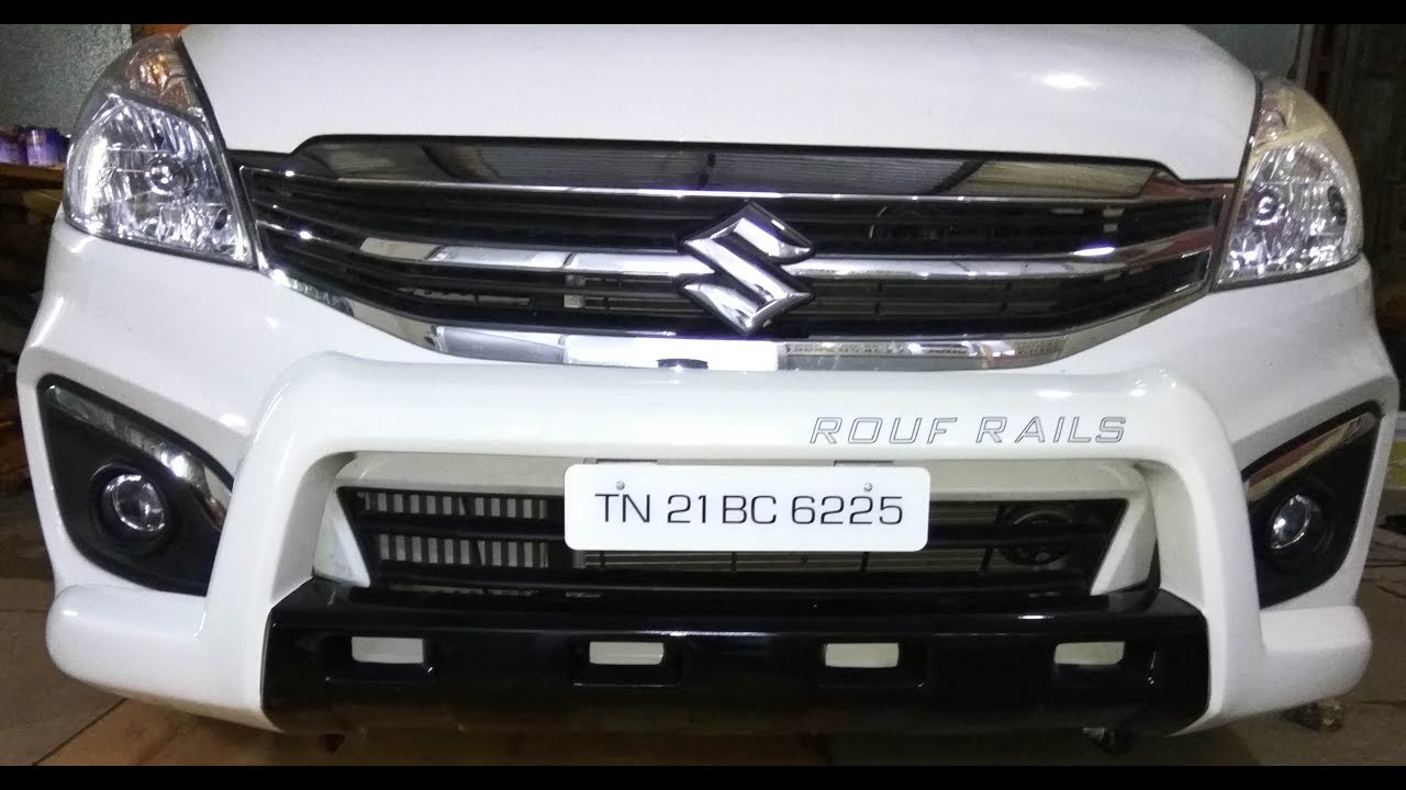 Ertiga Number Plate Designs India | Nice Car Number Plates Design ...