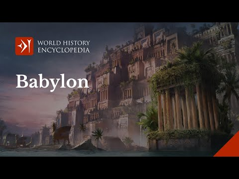 The Ancient City of Babylon: History of the Babylonian Empire
