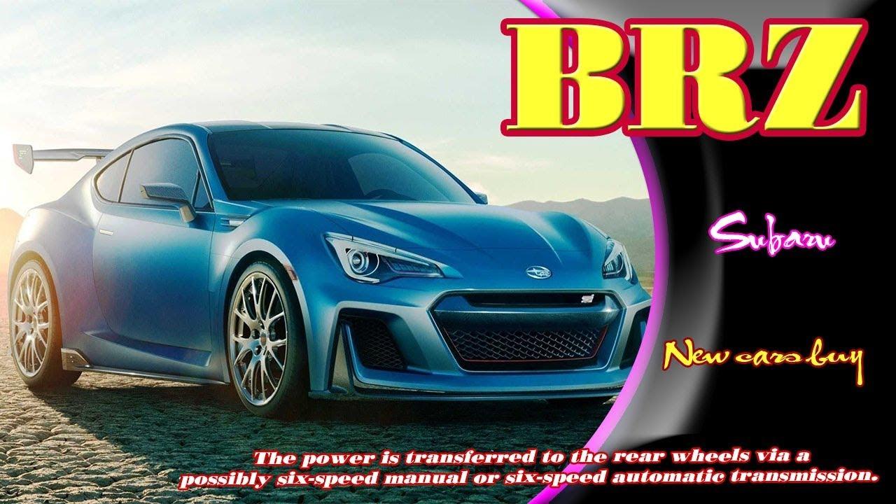 2019 Subaru BRZ | Subaru Brz Premium Ts  Sti New Cars Buy