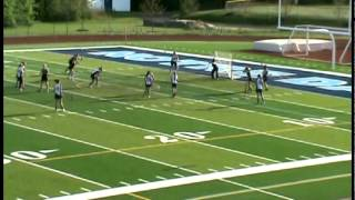 DINA CIFELLI - 2012 Lacrosse Highlights - JR Season