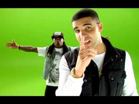 Right Above It Lil Wayne ft Drake (2010) Clean Version