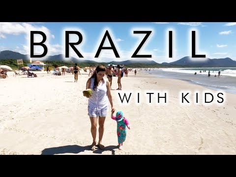 OUR FAMILY HOLIDAY TO BRAZIL | Brazil With Kids | TRAVEL WITH KIDS | Ysis Lorenna