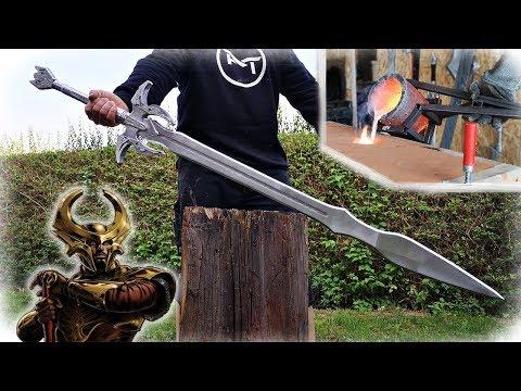 Casting Heimdall Sword (Thor: The Dark World)