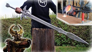 Casting Heimdall Sword (Thor: The Dark World)
