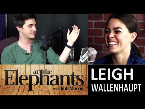 Leigh Wallenhaupt (Music '10)