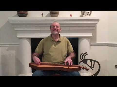 Wassail melodies - Mark Gilston on mountain dulcimer