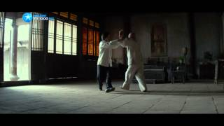 Мастер тай-цзи - промо фильма на TV1000 Megahit HD