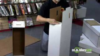 How to Assemble a Comic File Drawer Storage Box