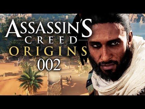 Die Oase von Siwa 🎮 ASSASSIN'S CREED: ORIGINS #002