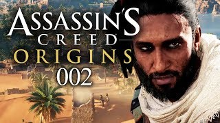 Die Oase von Siwa 🎮 ASSASSIN'S CREED: ORIGINS #002