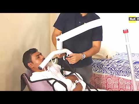 Antano Patient Hoist With Sling