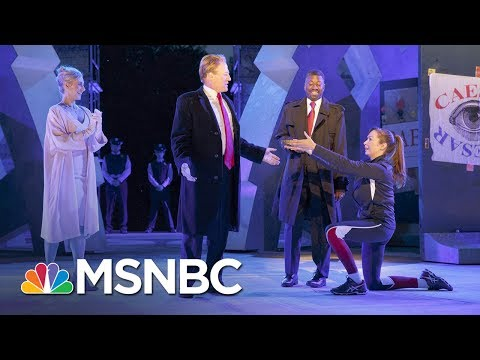 Following 'Ceasar' Protests, A Talk About Free Speech | Morning Joe | MSNBC