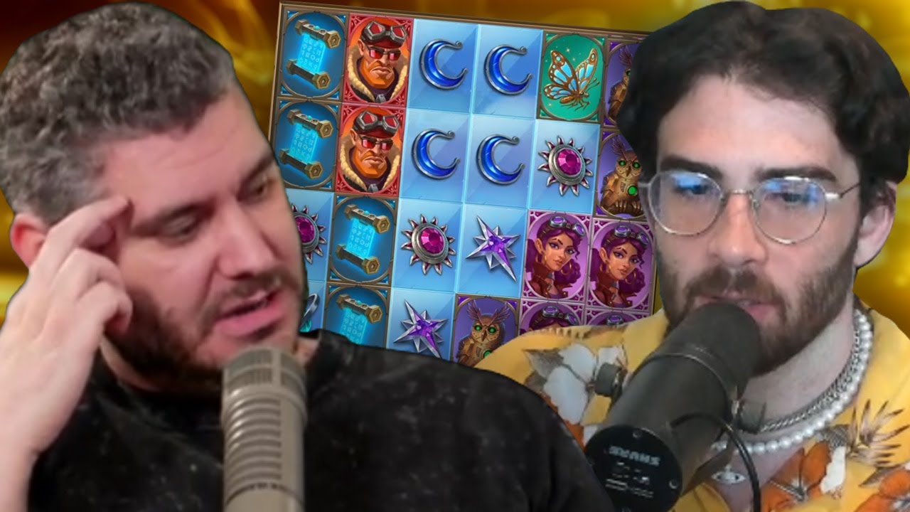 HasanAbi Talks with h3h3 About GAMBLING on twitch [Update]